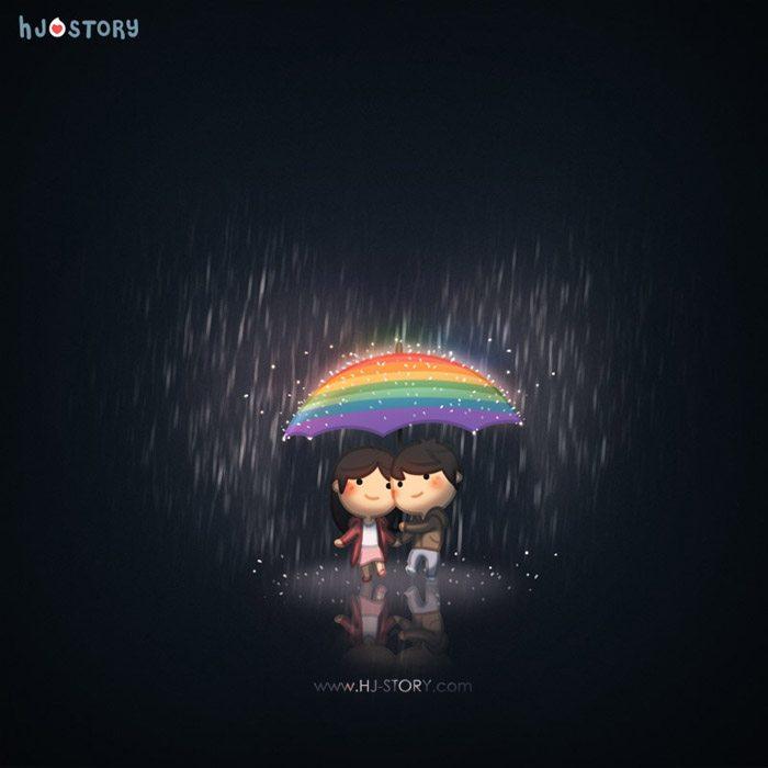214_rainlove